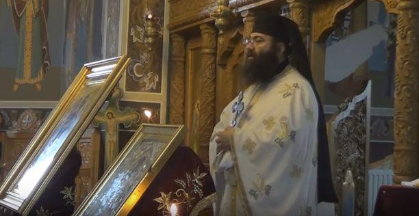 Ieromonah Macarie Banu – Predica la Duminica a 23-a dupa Rusalii, a Vindecării Demonizatului din Gadara, 23 octombrie 2016. Predică ștearsă de pe youtube.