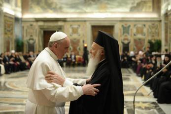 Părintele Claudiu de la Urziceni, Ilfov: Sinodul din Creta a legiferat participarea Bisericii Ortodoxe la panerezia ecumenistă şi a introdus ecumenismul ca mod de gândire eclesiologică şi acţiune misionară — Ortodoxiamărturisitoare.