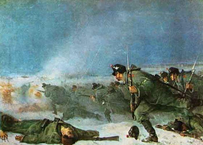 Postul Crăciunului și gerurile Bobotezei – mereu timp sacru în care s-a scris cu sînge Istoria noastră. Azi, despre Războiul de Independență al României – Bătălia de la Smârdan (12/24 ianuarie 1878). Smârdanul din Bulgaria, iar nu cel din Tulcea noastră, unde azi se antrenează trupe americane, spre avantajul nu se știe cui. Un rol major în Bătălia de la Smârdan l-a avut Regimentului 8 Călăraşi din escadronulSuceava.
