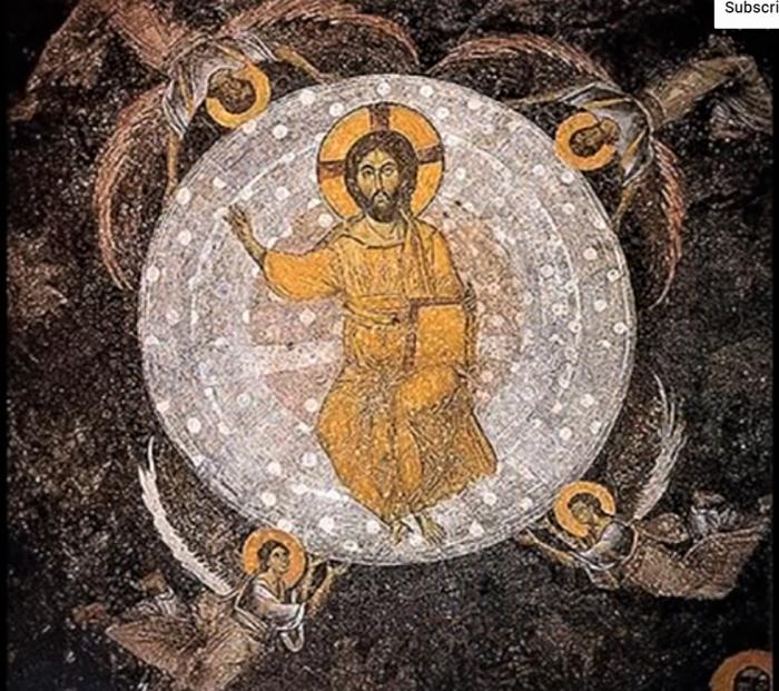 """Înălțarea Domnului, Joi 17 mai 2018. Ziua Sfinților Eroi ai Neamului Românesc: """"Zidim destin. Parâng de ziduri sfinte. Dar nu din var şi piatră ctitorim, ci tencuim cu albe oseminte, din cărămida rănilor zidim. Turnaţi în cremene şi jurăminte, cu ochi de foc, aprinşi de-un sfânt mister, privim cum zilnic alte noi morminte se-nalţă pajuri albe către cer, să puie ţării temelii de fier."""" – RaduGyr"""